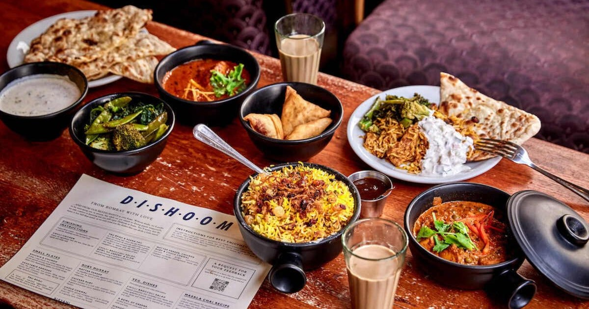 Dishoom Delivery From New Town Order With Deliveroo