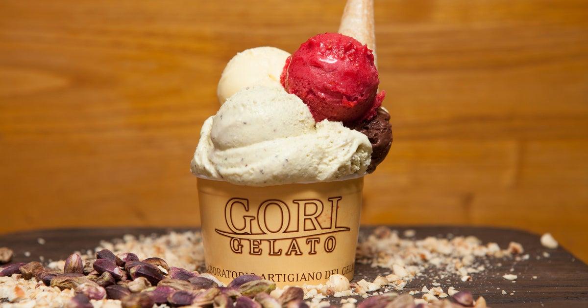 Consegna a domicilio di Gori Gelato - Laboratorio artigiano del ...