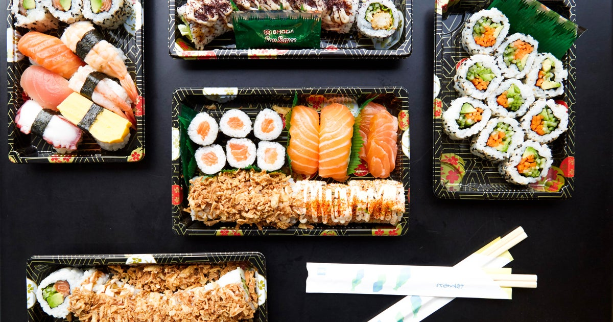 Matane Sushi delivery from Norwich - Order with Deliveroo