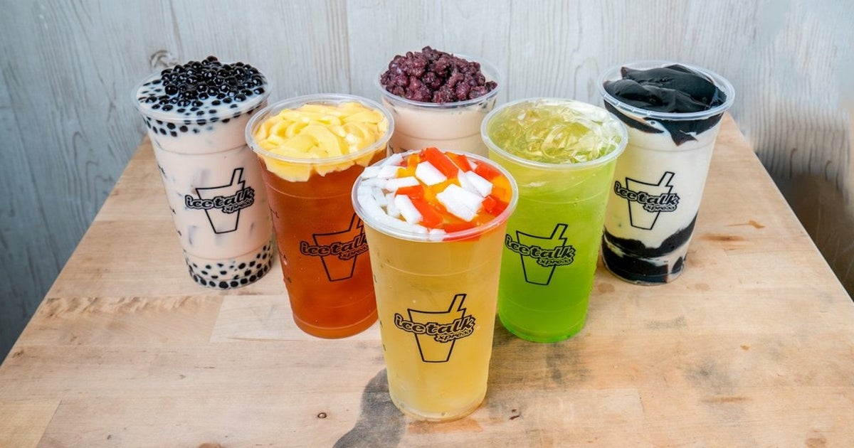 Ice Talk Xpress delivery from Punggol Waterway - Order with Deliveroo