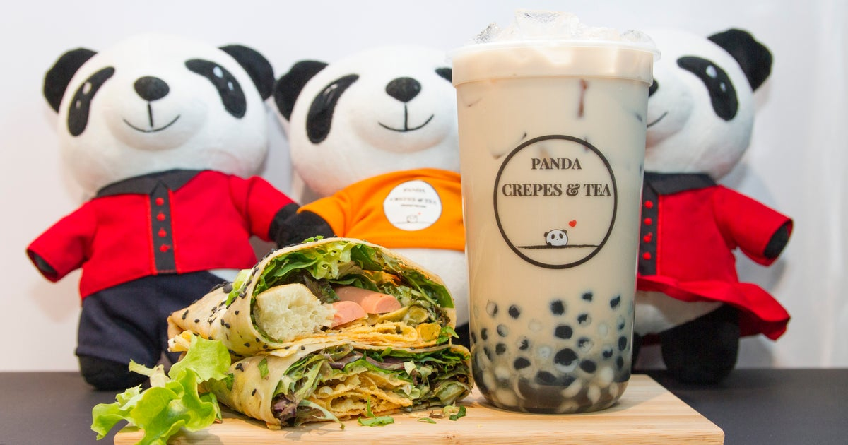 Panda Crepes & Tea delivery from Belconnen - Order with ...