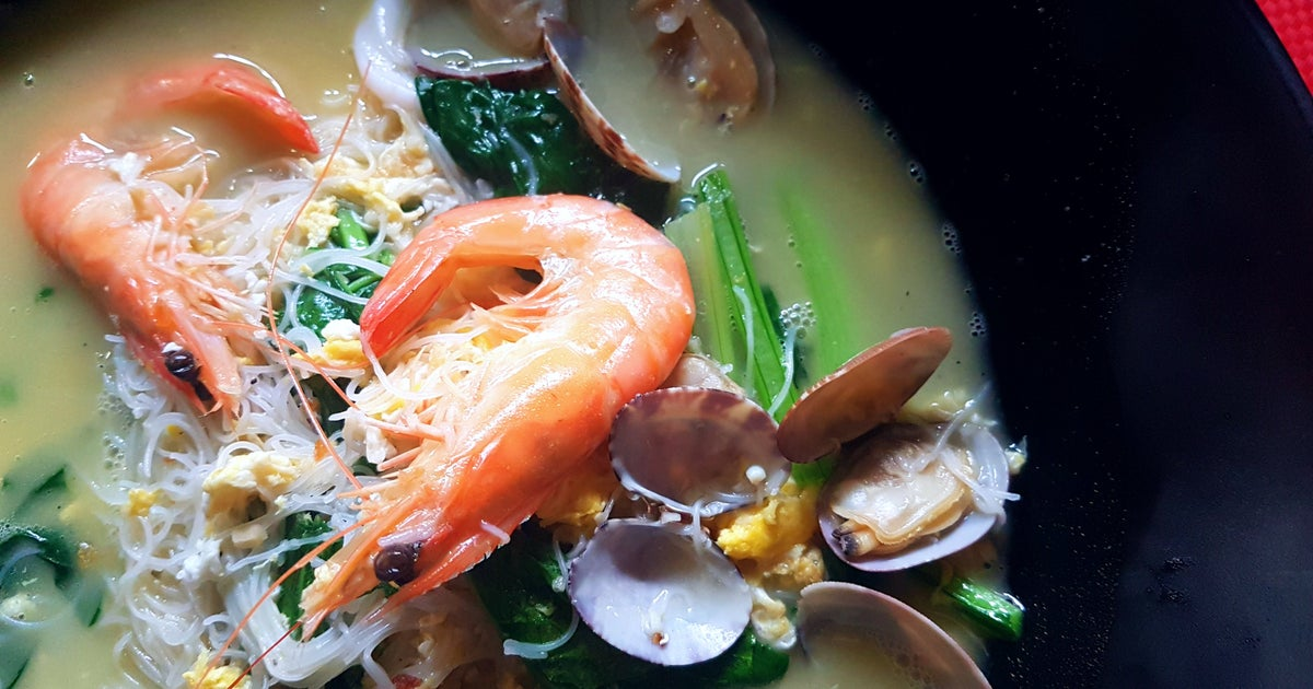 he le seafood white bee hoon delivery from ang mo kio