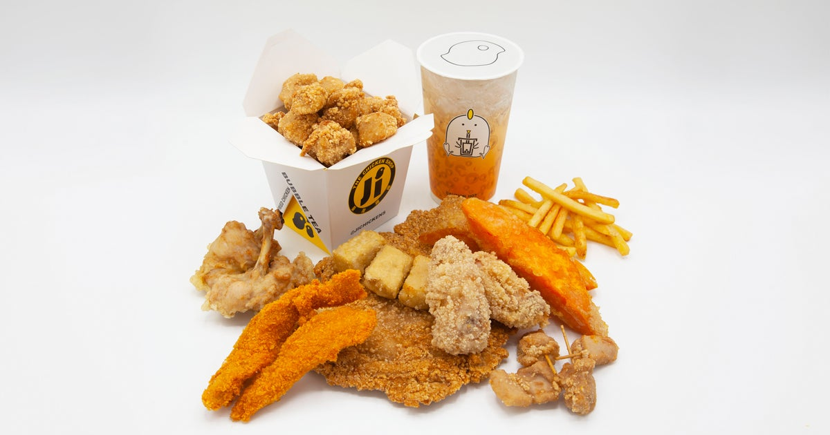Ji The Chicken Shop delivery from Norwich - Order with Deliveroo